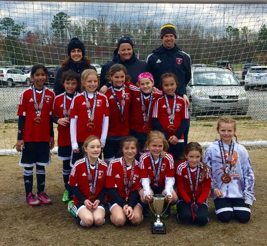 GSC 2007G Red Team - Jefferson Cup Finalists