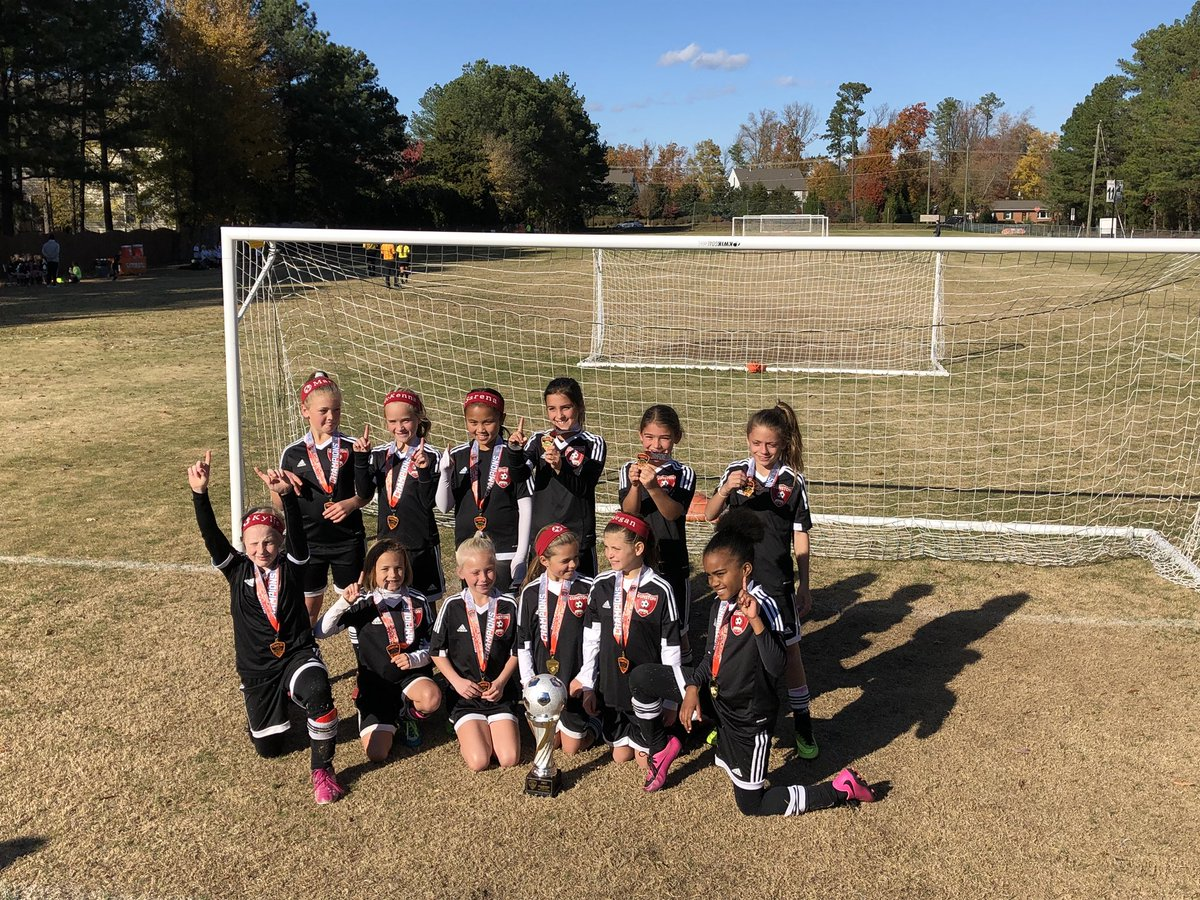 2008 Girls Red Team Capital Fall Classic Champions