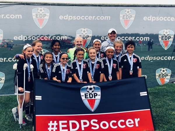 2007 Girls NPL Team EDP Spring Cup Champions